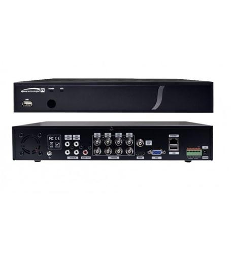 16 Channel Higher MP TVI DVR- 2TB