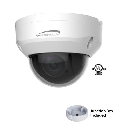2MP 4x Indoor/Outdoor IP PTZ Camera