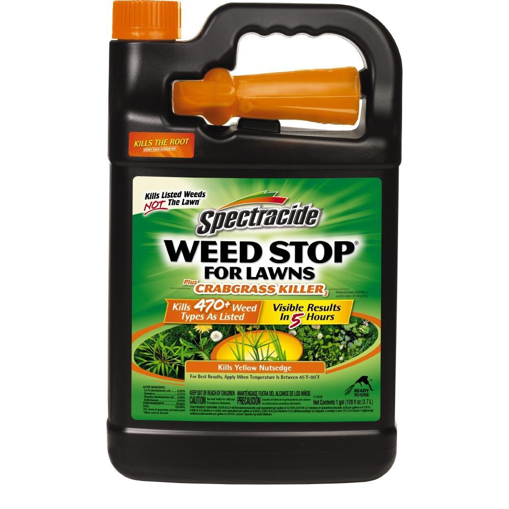 KILLER CRABGRASS WEED STOP
