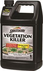SPECTRACIDE� VEGETATION KILLER, CONCENTRATE, GALLON