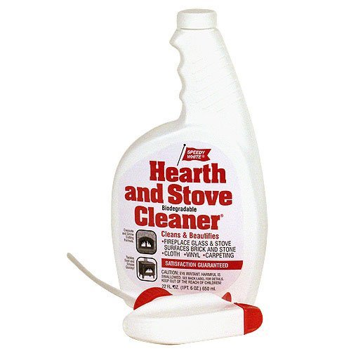 Speedy White Hearth And Stove Cleaner-1 Gallon Container, Case Of 4