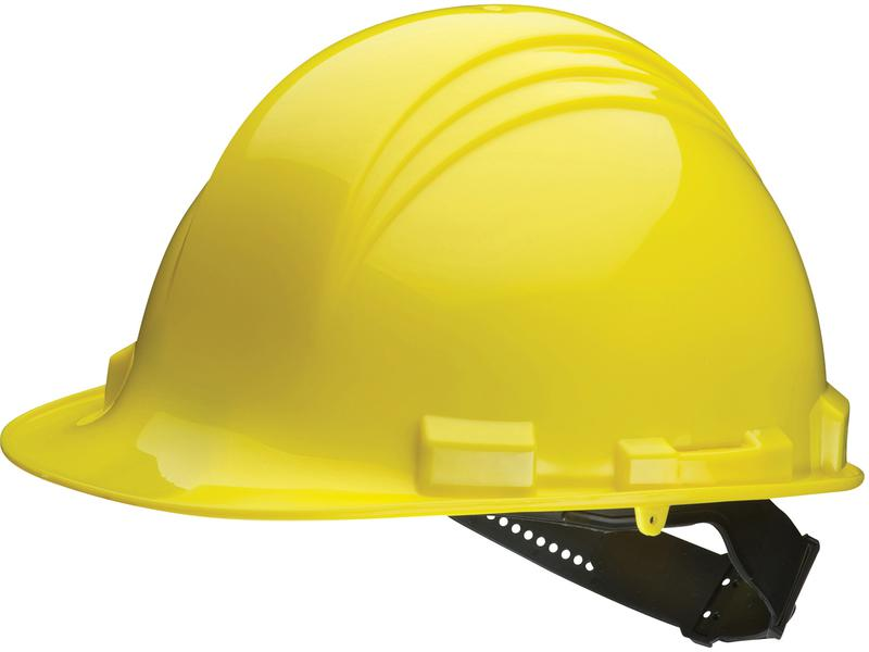 RWS-52001 YELLOW HARD HAT