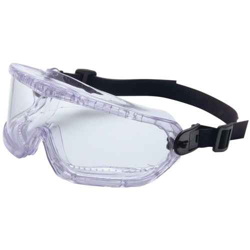 NORTH V-MAXX� GOGGLE, INDIRECT VENT, CLEAR POLYCARBONATE LENS