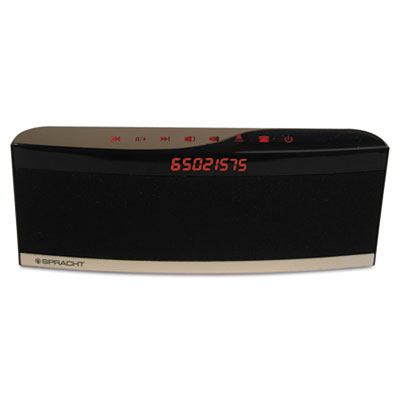 Blunote Pro Bluetooth Wireless Speaker, Black