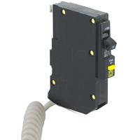 Square D QO130GFI Type QO GFCI Circuit Breaker, 120/240 VAC, 30 A, 1 P, 10 kA
