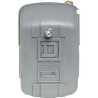 Square D Pumptrol 2-Way Type FHG Air Compressor Pressure Switch, 120 - 150 psi, 30 psi Differential