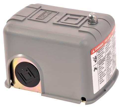 PUMPTROL PRESSURE SWITCH 20 40 PSI