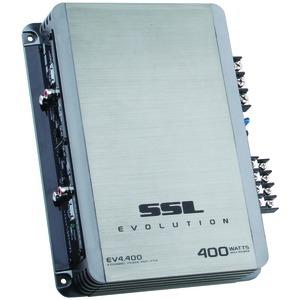 Sounstorm Mosfet 4CH Power Amplifier Remote Woofer level control