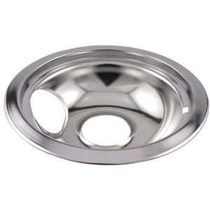 "STANCO 701-6 Universal Chrome Drip Pan (6"")"