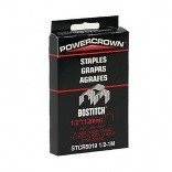 1/2-INCH BOST STAPLES- 5 PAKCS of 1000 PER BOX