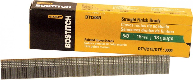 BT1300B 5/8 IN. 3M BROWN BRAD