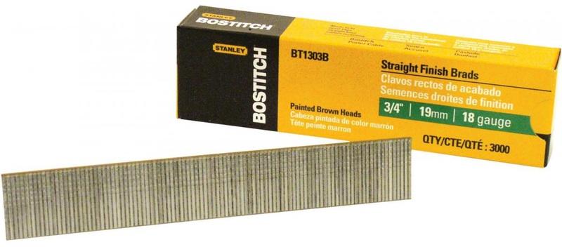 BT1303B 3/4 IN. 3M BOX BRADS