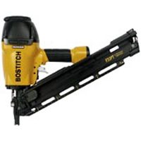 Stanley F33PT Angled Framing Nailer, 80 Nails, 2 - 3-1/2 in Paper Tape Clipped Collated Nail