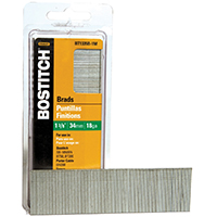 Stanley BT1335B-1M Stick Collated Nail, 0.0475 in x 1-3/8 in, Steel