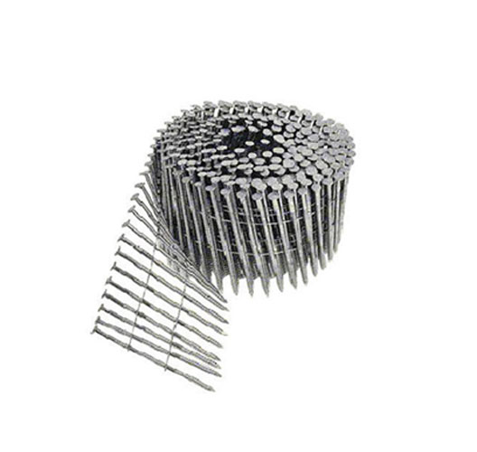 NAIL SDG COIL RING SS 2IN
