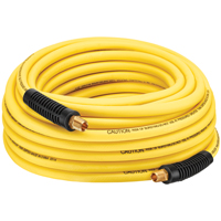 Prohoze HOPB1450 Heavy Duty Air Hose, 1/4 in x 50 ft, 300 psi, PVC/Rubber Blend