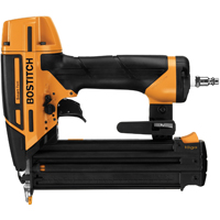 Smart Point BTFP12233 Corded Strip Brad Nailer Kit, 100 Nails, 5/8 - 2-1/8 in 18 ga Brad Nail