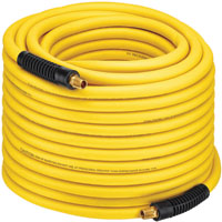Prohoze HOPB38100 Heavy Duty Air Hose, 3/8 in x 100 ft, 300 psi, PVC/Rubber Blend
