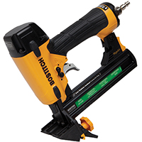 Bostitch EHF1838K Pneumatic Flooring Stapler, 1 in, 18 ga, 100 Staple
