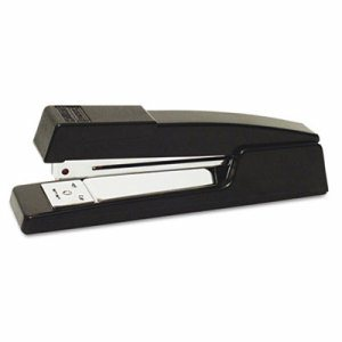 B440 Executive Full Strip Stapler, 20-Sheet Capacity, Black
