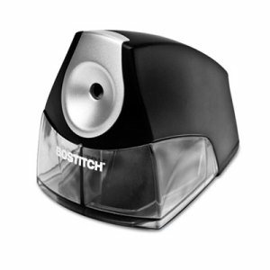 Personal Electric Pencil Sharpener, Black