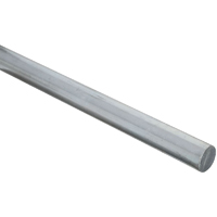STEEL ROD RND ZN 1X36