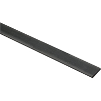 Stanley 215624 Weldable Flat Bar, 1 in W x 48 in L x 3/16 in T, Steel, Mill