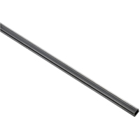 Stanley 6565303 Square Tube, 4 ft, 1/2 in x 4 ft
