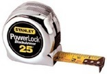 33-525 1 IN. X25 FT. TAPE MEASURE