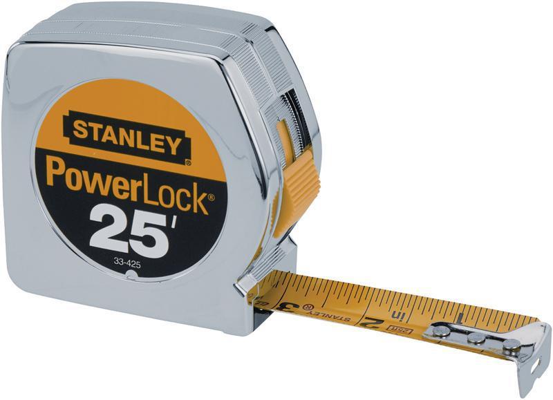 33-425 1 IN. X25 FT. TAPE RULE