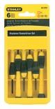 66-052 6 PIECE SCREWDRIVER SET
