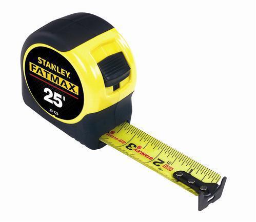 25 Feet X1-1/4 Inch Fatmax Tape