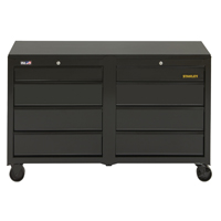WORKBENCH MOBILE 8 DRAWER 53IN