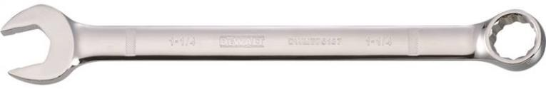 DeWalt DWMT75187OSP Combination Wrench, 1-1/4 in, 20.2 in OAL