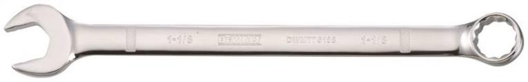 DeWalt DWMT75188OSP Combination Wrench, 1-1/8 in, 19.2 in OAL