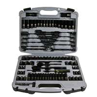 BLACK CHROME SOCKET SET