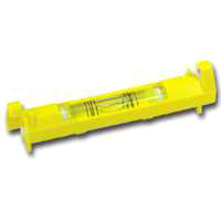 LEVEL LINE PLSTC HI-VIS YELLOW