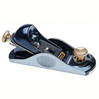 Bailey 12-960 Low Angle Plane, 1-3/8 in W, Tool Steel Blade, Cast Iron, Epoxy Coating/Gray
