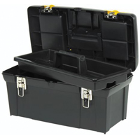 TOOL BOX 24IN WITH TRAY