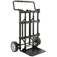 DeWalt DS ToughSystem Large Cart Carrier 9 in W x 26 in D x 37 in H, Metal, Black