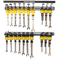 SPECIAL WRENCH 40PC SET