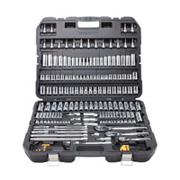 TOOL MECHANICS SET 192PC