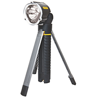 FLASHLIGHT LED TRIPOD 3-6OR9AA