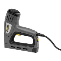 Stanley TRE550 Electric Corded Staple/Brad Nail Gun, 27/64 in Crown