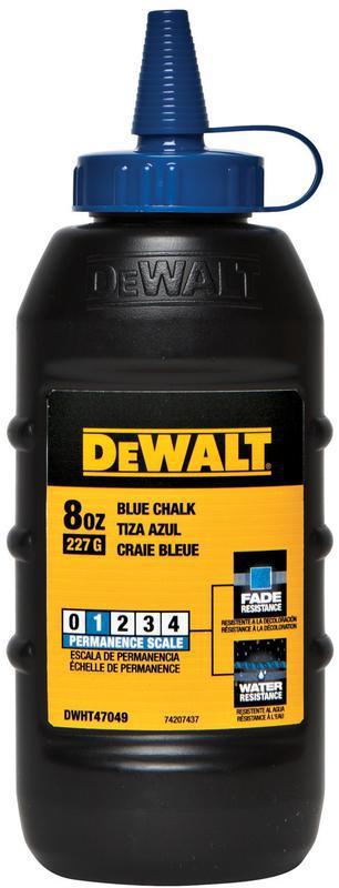 DWHT47049L 8OZ BLUE CHALK