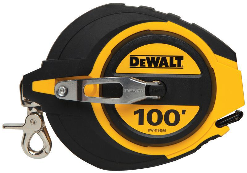 DWHT34036 100 FT. TAPE MEASURE