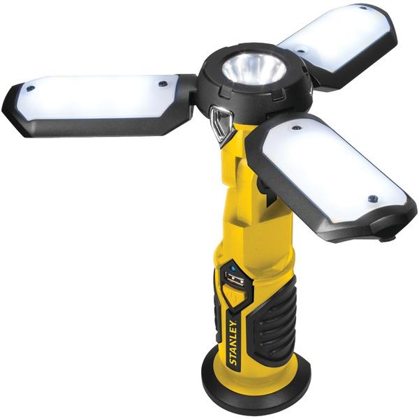 STANLEY SAT3S Satellite 300-Lumen Rechargeable LED Work Light