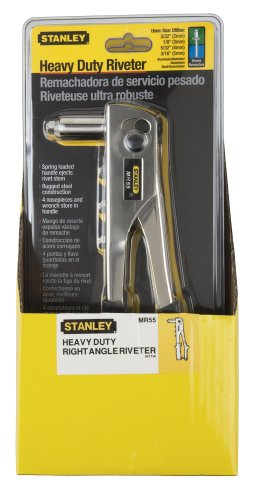 STANLEY� RIGHT ANGLE HEAVY-DUTY RIVETER