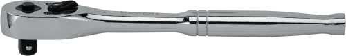 "STANLEY� 1/4"" DRIVER PEAR HEAD QUICK RELEASE RATCHET"