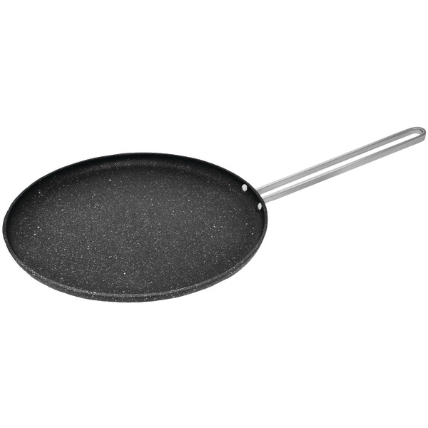 """THE ROCK by Starfrit 030947-006-0000 THE ROCK by Starfrit 10"""" Multi-Pan with Stainless Steel Wire Handle"""